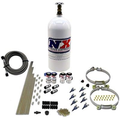 Zestaw nitro niskociśnieniowy MAINLINE DIRECT PORT (50-250HP) 4.5L - GRUBYGARAGE - Sklep Tuningowy